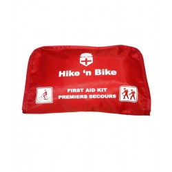First aid pack shield